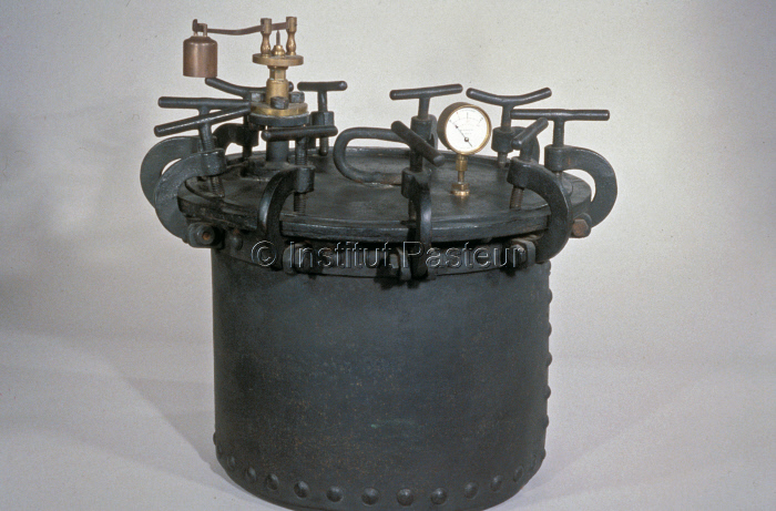 Autoclave de Chamberland