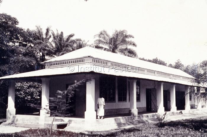 Laboratoire national de santé publique de Brazzaville
