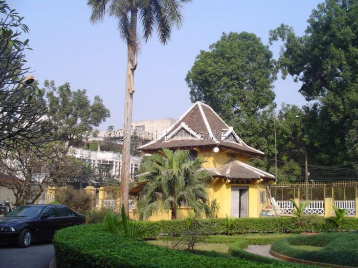 L'Institut National d'Hygiène et d'Epidémiologie (NIHE), Hanoï