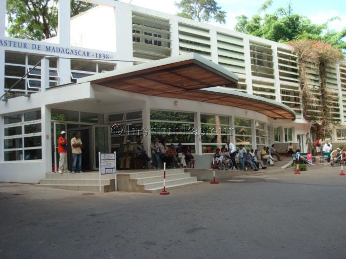 Centre de Biologie Clinique de l'Institut Pasteur de Madagascar