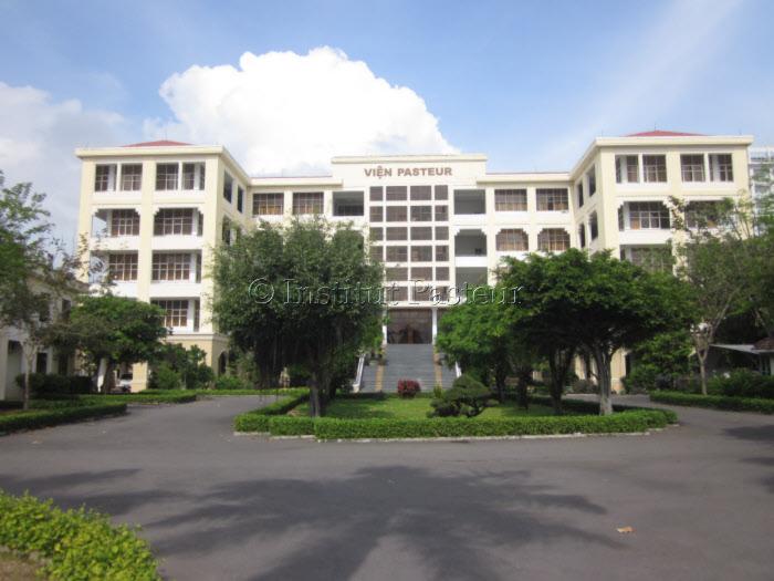 Institut Pasteur de Nha Trang au Vietnam en 2012