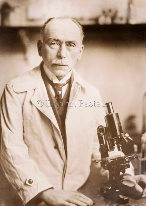 Jules Bordet (1870-1961) v. 1920