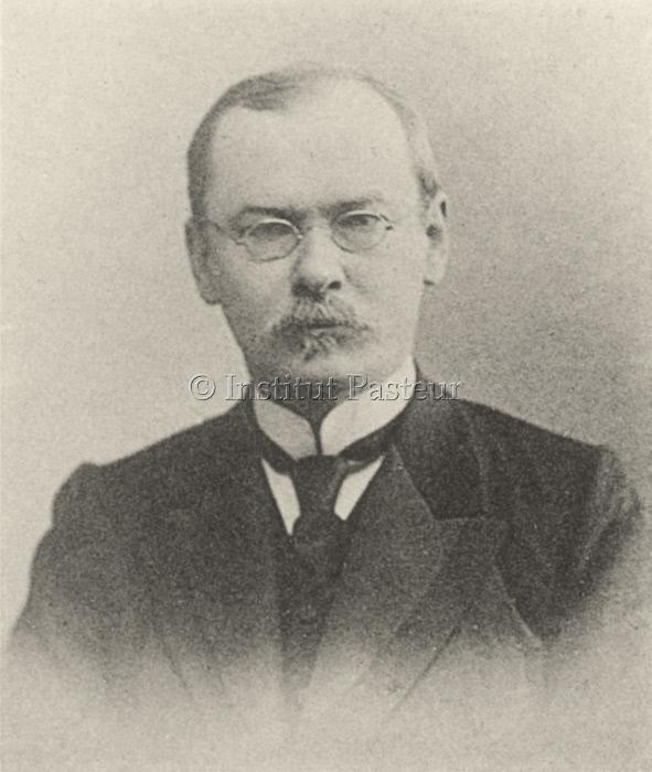 V. Omeliansky assistant de Serge Winogradsky