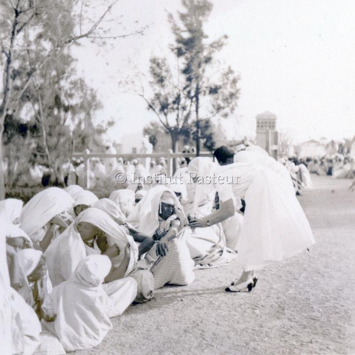 """Vaccination Petit-Jean 27 mars 1935"""