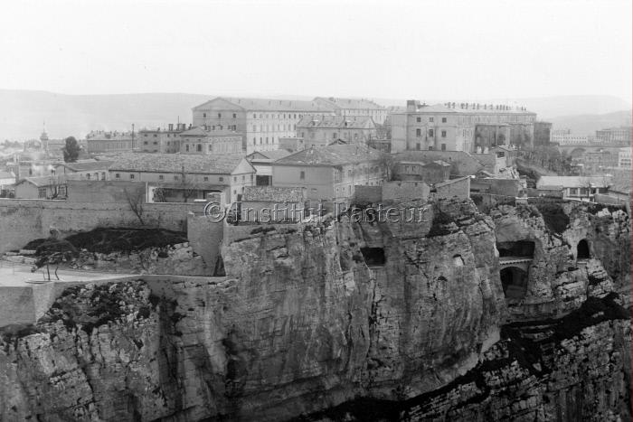Hôpital militaire de Constantine, Algérie.