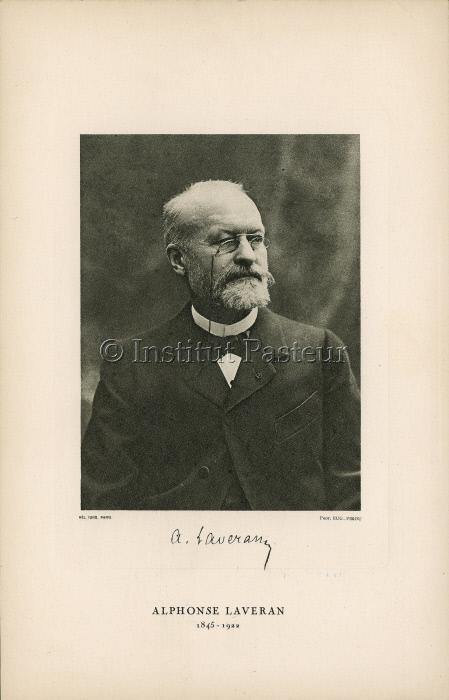 Alphonse Laveran.