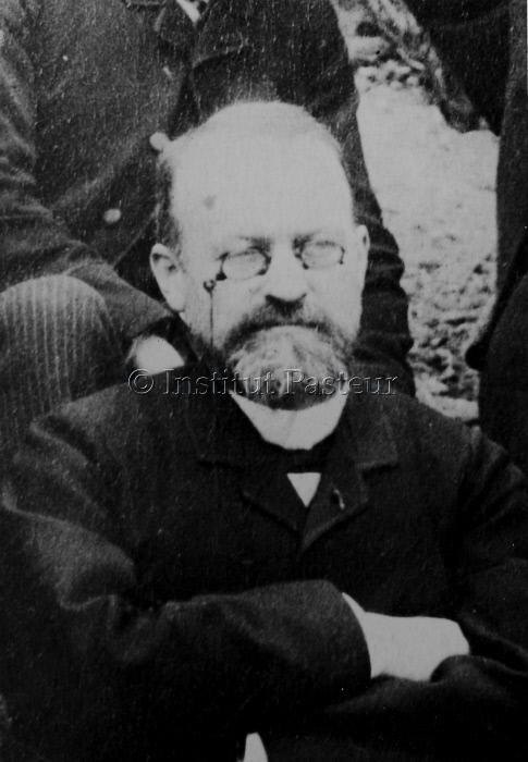 Alphonse Laveran en 1889