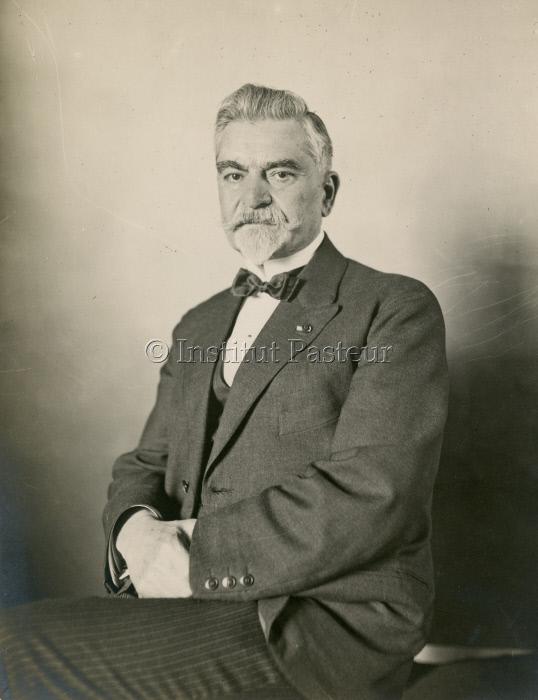 Emile Marchoux (1862-1943) vers 1920
